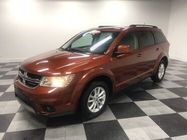 2013_Dodge_Journey_SXT_ Chattanooga TN