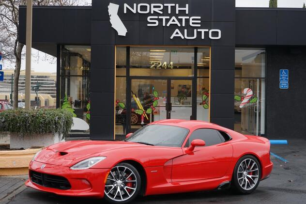 2013_Dodge_SRT Viper_GTS_ Walnut Creek CA