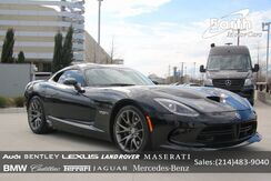 2013_Dodge_Viper_SRT_ Carrollton TX