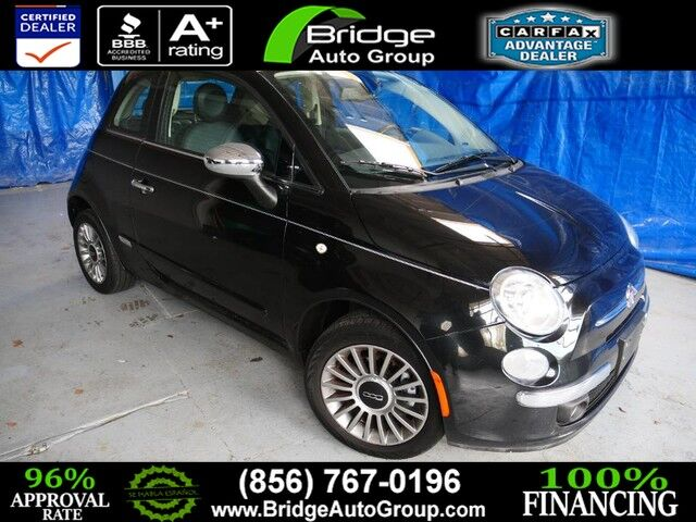 2013 FIAT 500 Lounge Berlin NJ