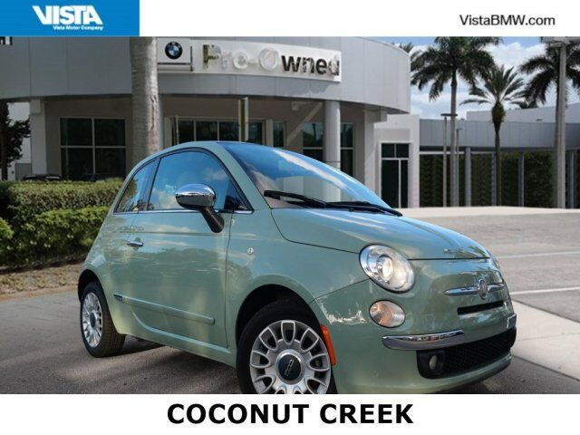 2013 FIAT 500 Lounge Coconut Creek FL