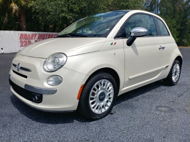 2013 FIAT 500 Lounge Fort Myers FL