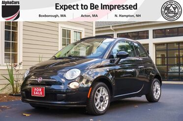 2013_FIAT_500_Pop Cabrio_ Boxborough MA