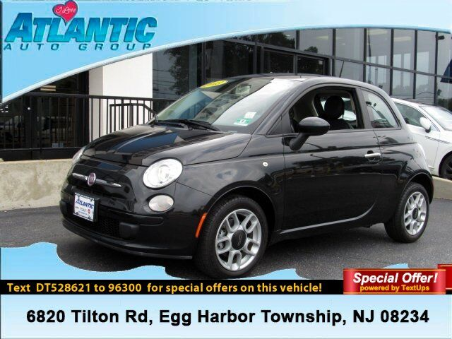 2013 FIAT 500 Pop Egg Harbor Township NJ