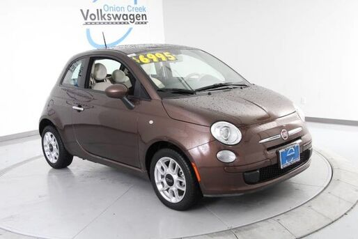 2013_FIAT_500_Pop_ Longview TX