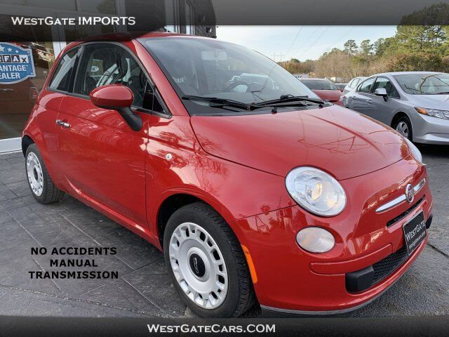 2013 FIAT 500 Pop Raleigh NC