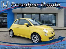 2013_FIAT_500_Pop_ Sumter SC