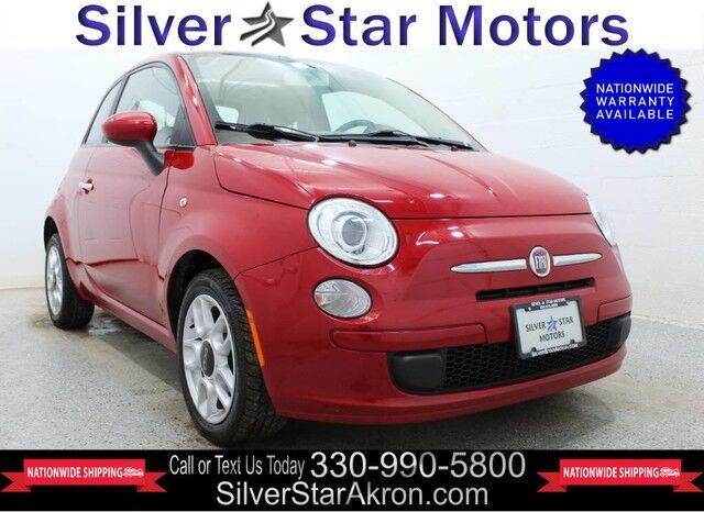 2013 FIAT 500 Pop Tallmadge OH
