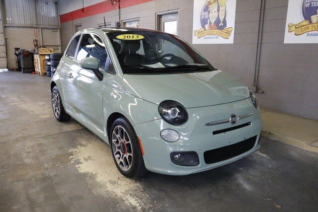 2013 FIAT 500 Sport Winter Haven FL