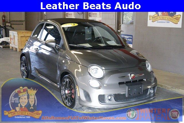 2013 FIAT 500c Abarth Winter Haven FL