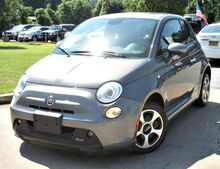2013_FIAT_500e BATTERY ELECTRIC_w/ LEATHER SEATS_ Lilburn GA