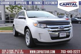 2013_FORD_EDGE_SEL_ Chantilly VA