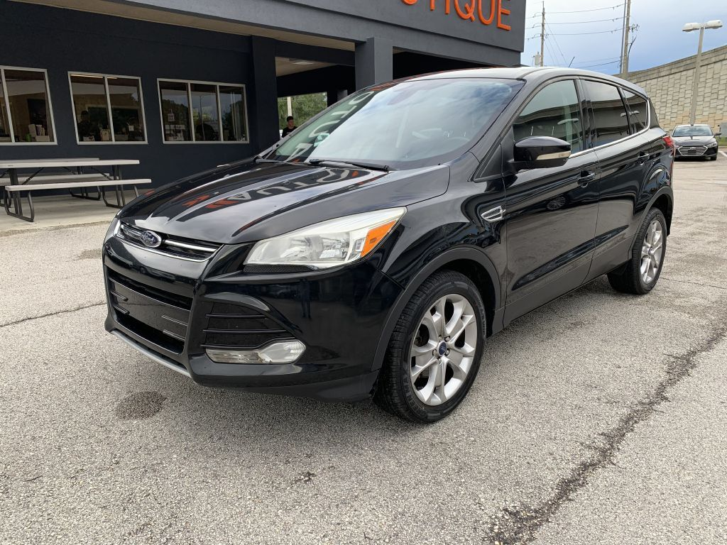 2013 FORD ESCAPE SEL SEL