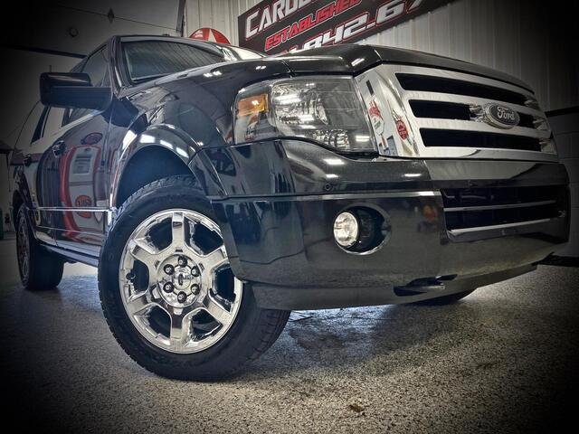 FORD EXPEDITION 4X4 LIMITED 2013