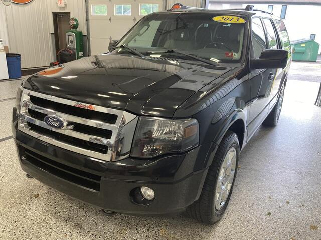2013 FORD EXPEDITION 4X4 LIMITED Bridgeport WV