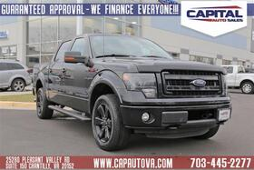 2013_FORD_F-150_FX-4_ Chantilly VA