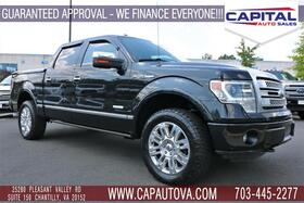 2013_FORD_F-150_PLATINUM_ Chantilly VA