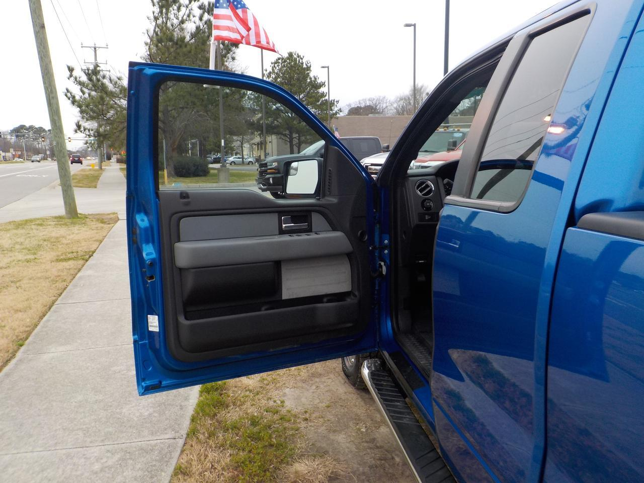 2013 FORD F-150 SUPERCAB XLT 4X4, BLUETOOTH WIRELESS, TOW PACKAGE, SYNC, VERY CLEAN, WELL MAINTAINED! Virginia Beach VA