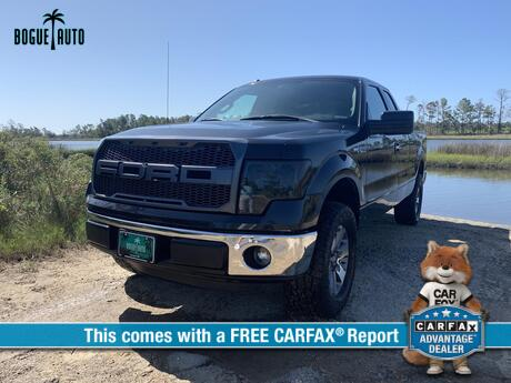 2013 FORD F150 SUPER CAB Newport NC