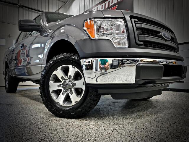 2013_FORD_F150 SUPERCREW 4X4_XL_ Bridgeport WV