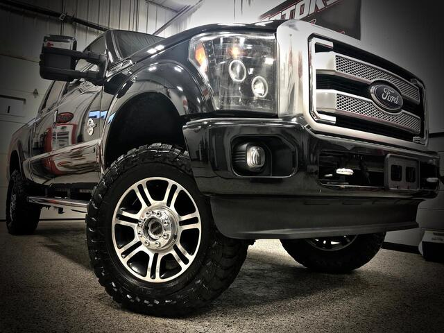 2013_FORD_F250 CREW CAB 4X4_PLATINUM_ Bridgeport WV
