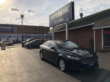2013 FORD FUSION S Kansas City MO
