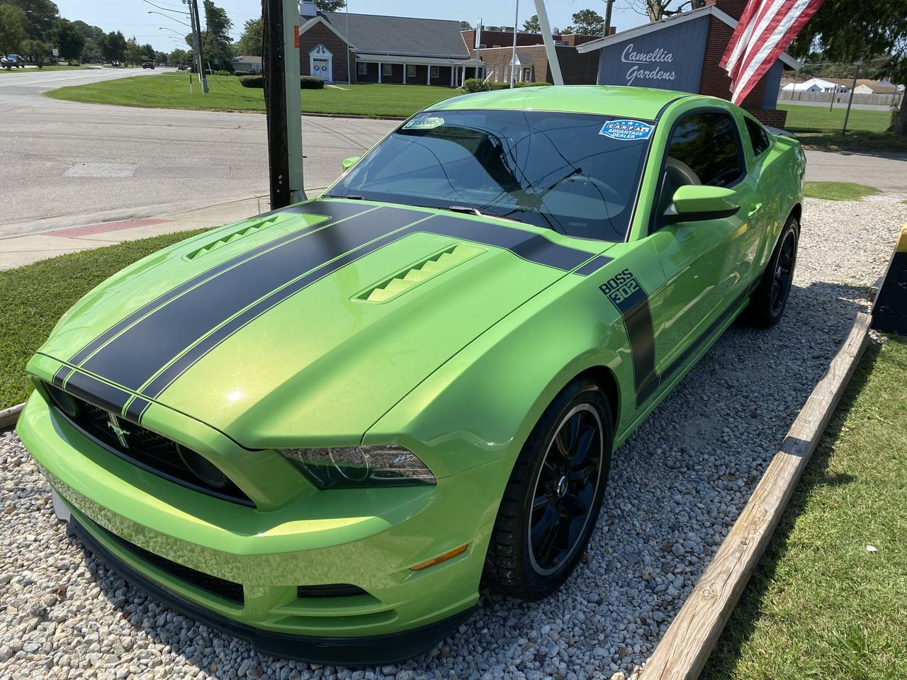 2013 FORD MUSTANG BOSS 302 COUPE, WARRANTY, MANUAL, 5.0L V8, RECARO SEATS, AUX/USB PORT, BLUETOOTH, LOW MILES! Norfolk VA