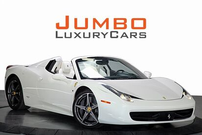 2013_Ferrari_458 Spider_Base_ Hollywood FL