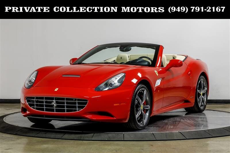 Used Ferrari California Costa Mesa Ca