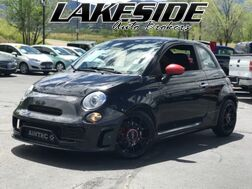 2013_Fiat_500_T Turbo Hatchback_ Colorado Springs CO