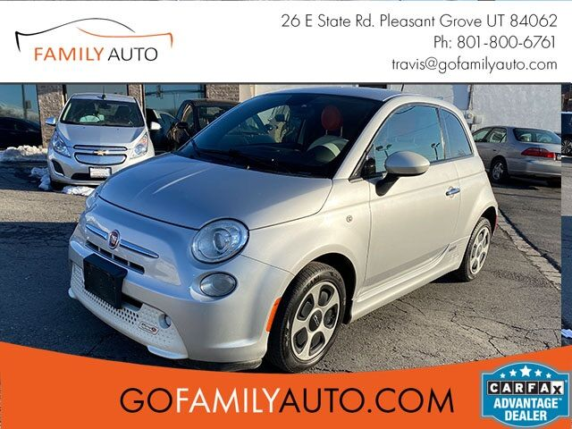 2013 Fiat 500e Battery Electric Hatchback Pleasant Grove UT