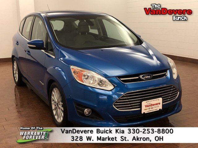 2013 Ford C-Max Hybrid SEL Akron OH