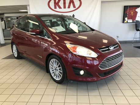 2013_Ford_C-Max Hybrid_SEL FWD 2.0L *BLUETOOTH/REARVIEW CAMERA/LEATHER HEATED SEATS*_ Edmonton AB