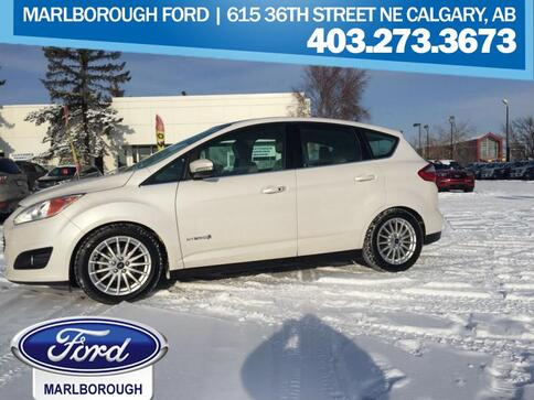 2013_Ford_C-Max_SEL  - Leather Seats -  Bluetooth_ Calgary AB