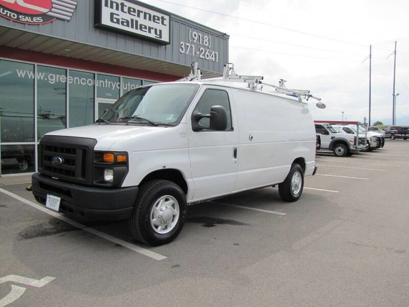 2013 Ford E-150 Cargo Van Commercial