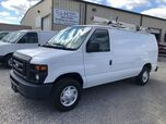 2013 Ford E-150 Cargo Van w/ Rack & Bins Commercial