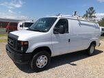 2013 Ford E-250 Cargo Van w/ Ladder Rack & Bin Pkg Commercial