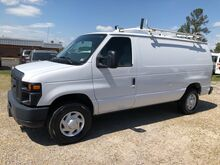 2013_Ford_E-250 Cargo Van w/ Ladder Rack & Bin Pkg_Commercial_ Ashland VA