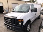 2013 Ford E-250 Econoline Cargo Van w/ Ladder Rack & Bins Commercial