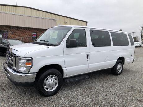 2013 Ford E-350 Extended 15-Passenger Wagon XLT Ashland VA
