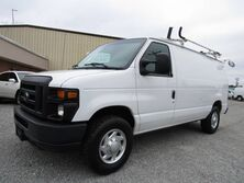 Ford E250 Cargo Van w/ Ladder Rack & Bins 5.4L 2013