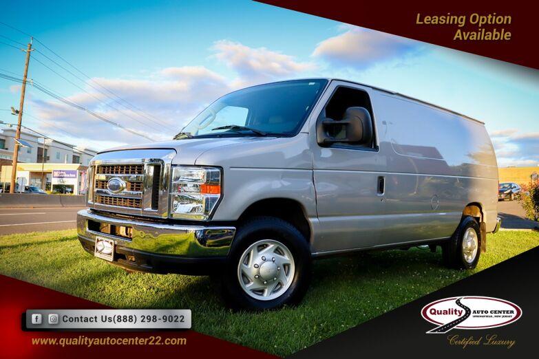 2013 Ford Econoline Cargo Van Commercial Springfield NJ
