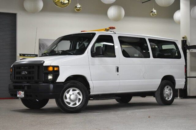 2013 Ford Econoline E-250 10 Passenger Boston MA