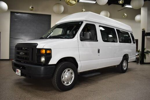 2013 Ford Econoline E-250 Extended Wheelchair Van Boston MA