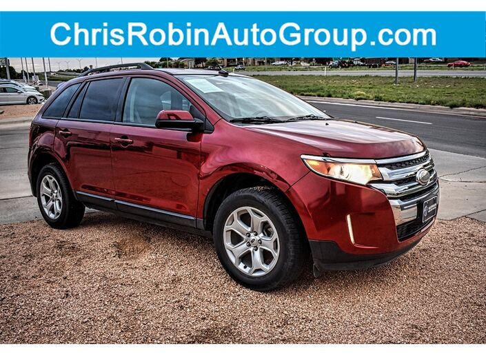 2013 Ford Edge 4DR SEL FWD Odessa TX