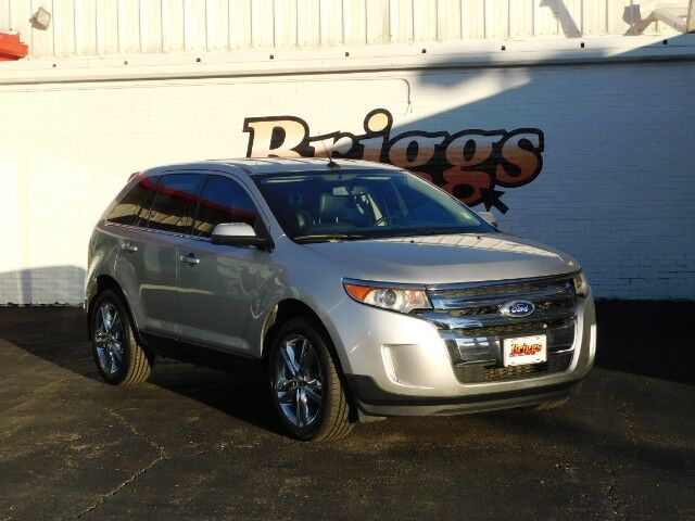 2013 Ford Edge 4dr Limited FWD Fort Scott KS