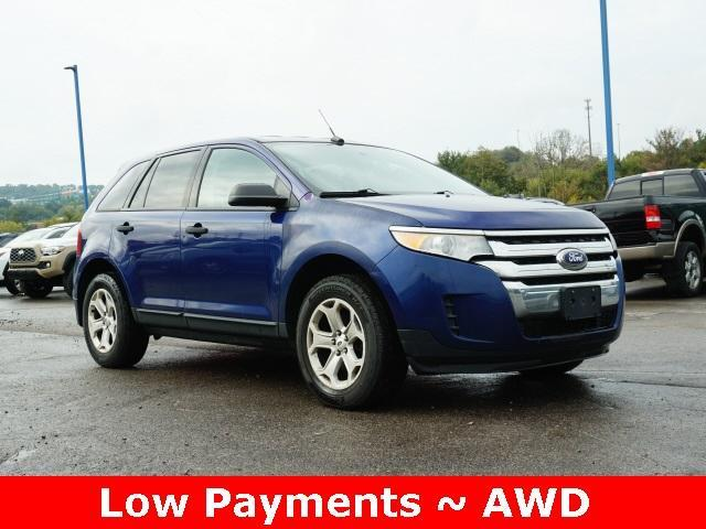2013 Ford Edge 4dr SE AWD Cranberry Twp PA