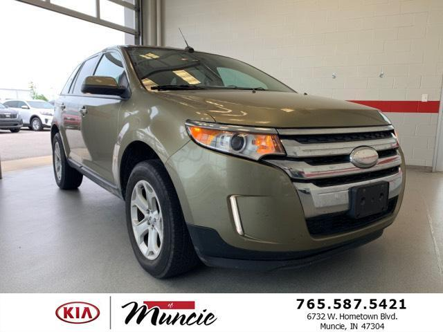 2013 Ford Edge 4dr SEL AWD Muncie IN