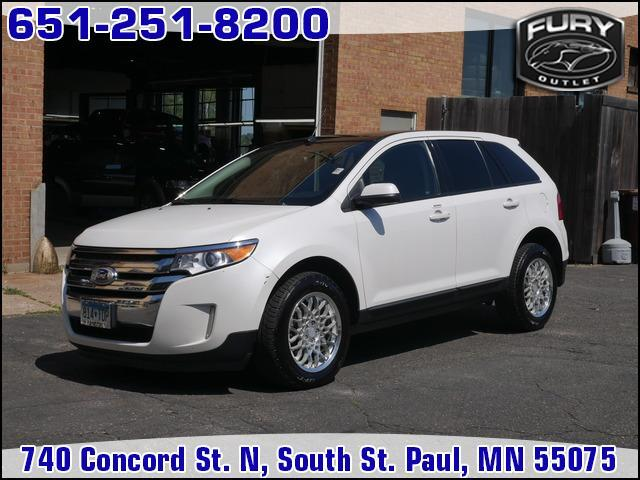 2013 Ford Edge 4dr SEL AWD St. Paul MN