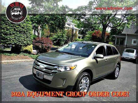 2013_Ford_Edge_AWD Limited_ Arlington VA